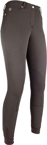 HKM Pantalon -LG Basic- basanes en Tissu 46, 2400 Brun