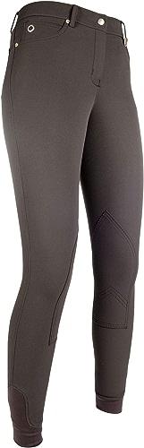 HKM Pantalon -LG Basic- basanes en Tissu 40, 2400 Brun