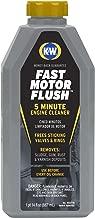 K&W 402718x6 1 Pack Fast Motor Flush 5-Minute Engine Cleaner