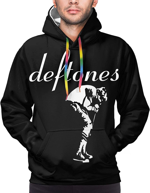 Deftones Sweatshirt Teen Outdoor leisure sports Travel loose