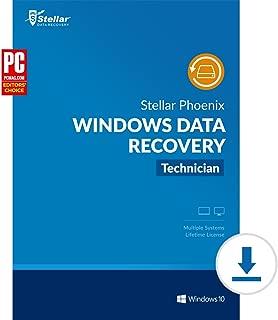Stellar Phoenix Windows Data Recovery Technician [Download]