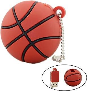 Pendrive USB Stick 64GB Cartoon Basketball Flash Drive USB 2.0 Flash Memory Disk Pen Drive