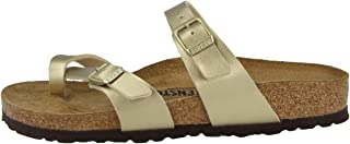Birkenstock Mayari, Women's Fashion Sandals, Gold (Bf Gold), 41 EU
