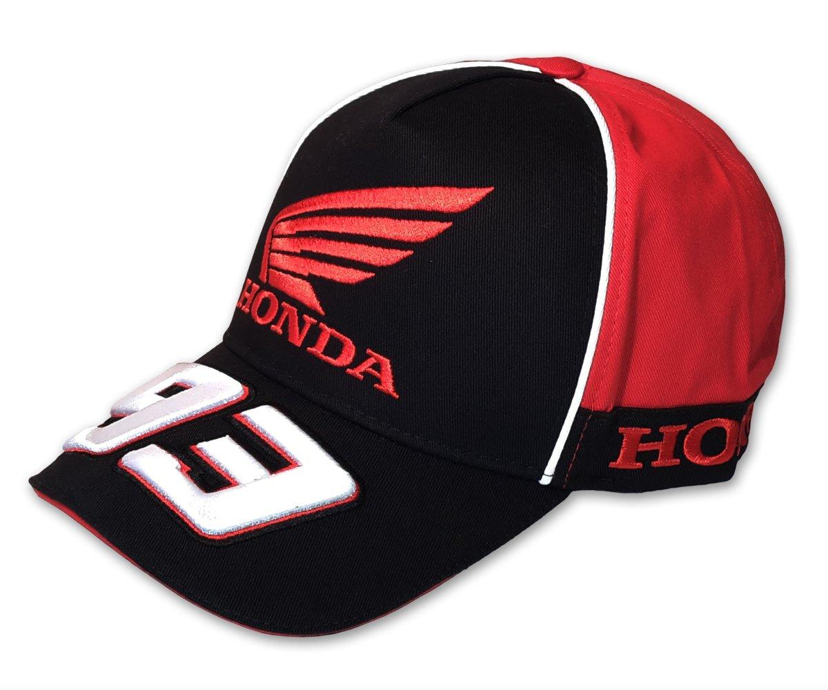 Unbekannt Marc Marquez Honda Cap, Negro, Tapa, Gorra, Pantalla ...