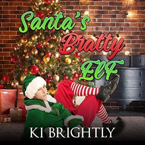 Santa's Bratty Elf cover art