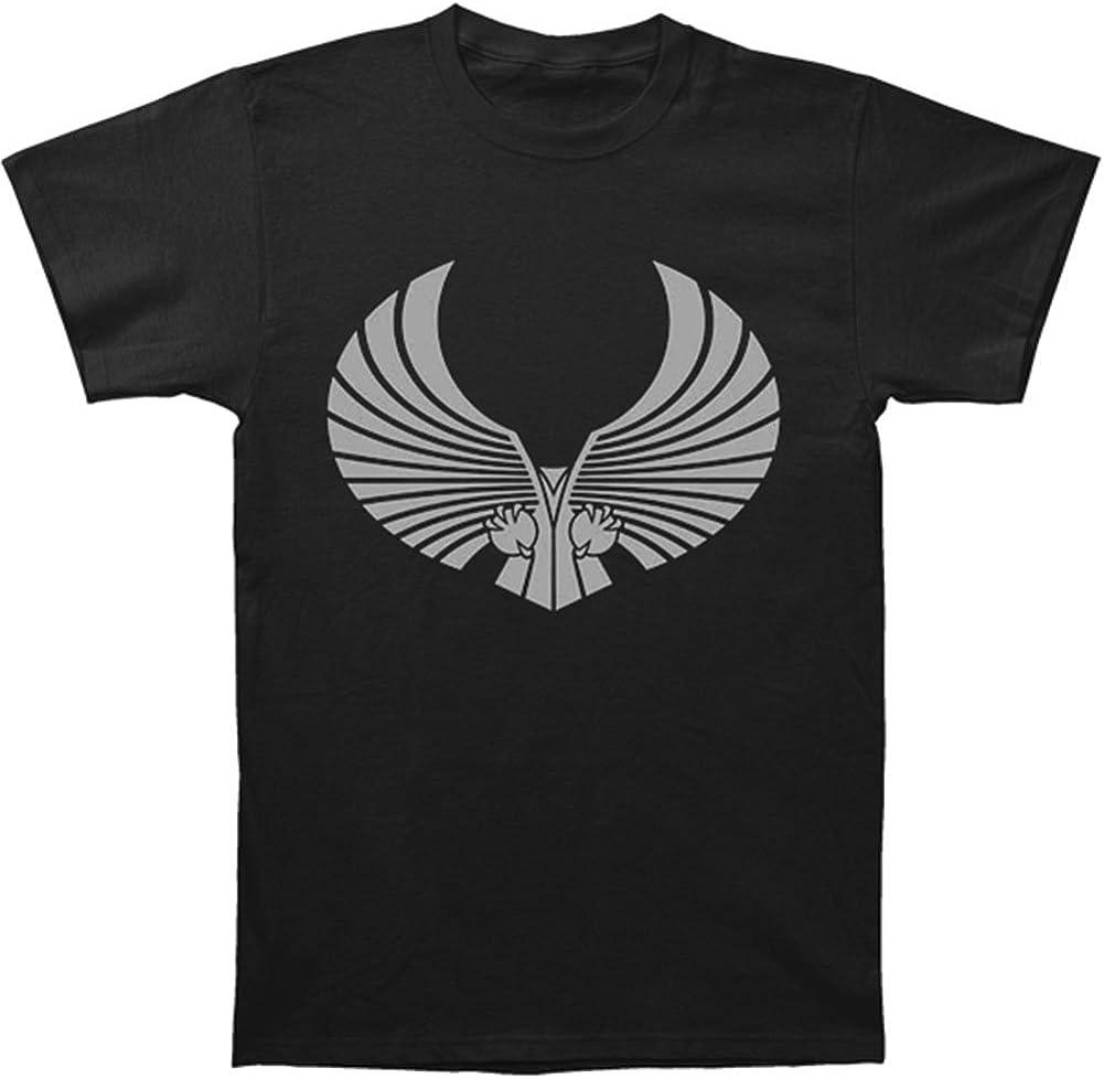 High quality Trevco Men's Star Trek Short T-Shirt Fort Worth Mall Sleeve