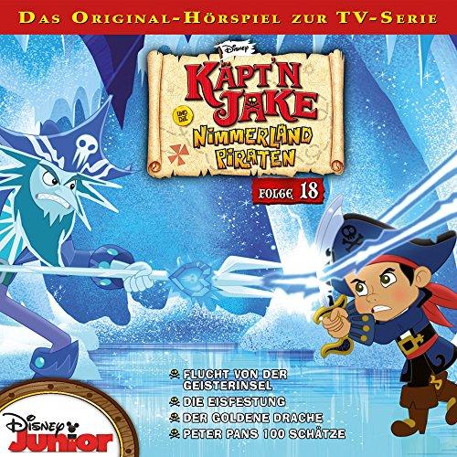 Jake und die Nimmerland-Piraten 18 Titelbild