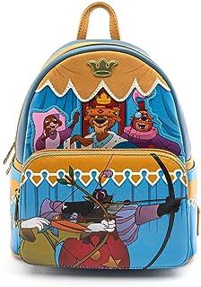 Loungefly x Disney Robin Hood Archery Tournament Mini Backpack