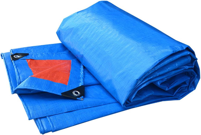 AJZXHE Tarpaulin-Waren-Sonnenschutzisolierungsautoabdeckung regendichter Sonnenschutzisolierungantioxidant, Blau  Orange -Plane B07GRV4BQN  Neue Produkte im Jahr 2018