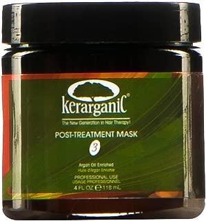 ORGANIC KERATIN TREATMENT - POST-TREATMENT MASK - 4oz