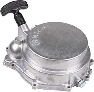 NICHE Recoil Pull Starter Case Assembly For 1995-2002 Polaris 3087054 3085856 3085652 3085405 3085406 3085413