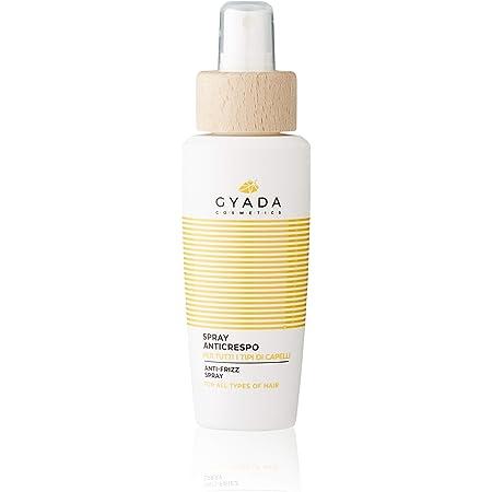 GYADA COSMETICS Spray Anticrespo Certificato Bio Made In Italy Ml, Bianco, 125 Millilitro