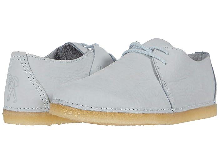 Clarks  Ashton (Light Blue Nubuck) Womens Shoes
