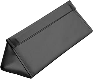 Bolsa de almacenamiento de viaje Supersonic secador de pelo portátil piel sintética negro