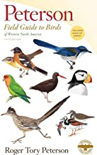 Peterson Field Guide to Birds of Western North America, Fifth Edition (Peterson Field Guides)