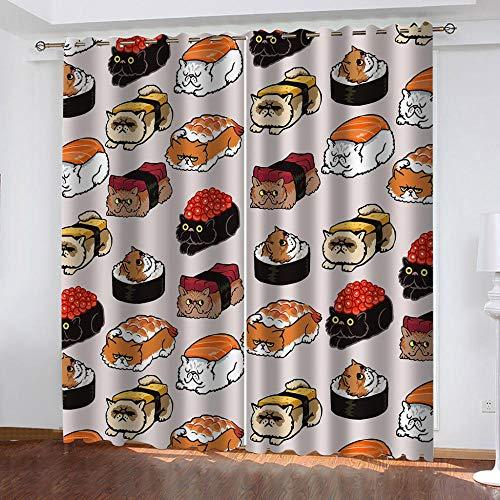 cortinas opacas termicas