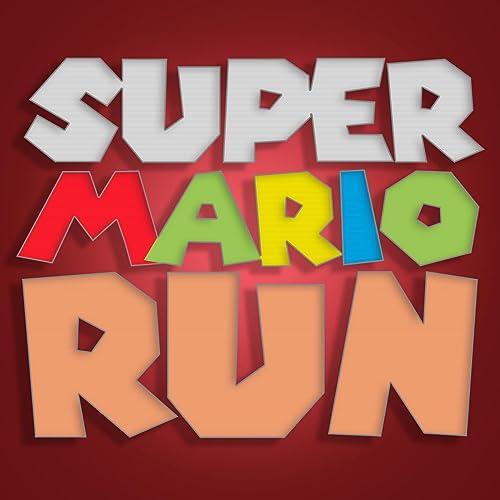 Super Mario Run by Nine in Tendo on Amazon Music - Amazon com