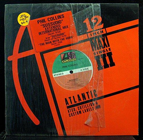 PHIL COLLINS SUSSUDIO vinyl record