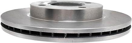 ACDelco 18A967A Advantage Non-Coated Front Disc Brake Rotor