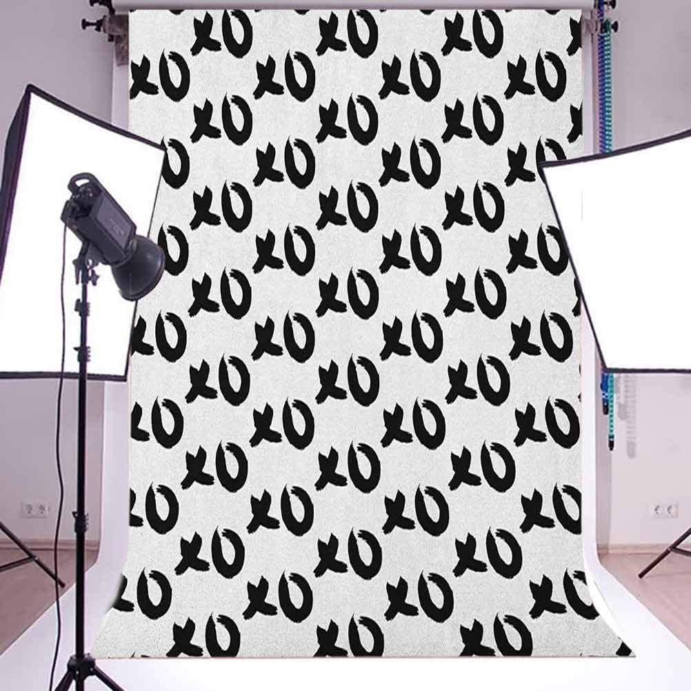 8x12 FT Zambia Vinyl Photography Backdrop,Wild Tropical Animal Camouflage Skin Pattern Bohemian Folk Design Background for Baby Shower Bridal Wedding Studio Photography Pictures
