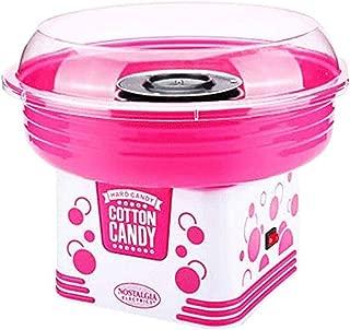 Bycws Cotton Candy Machine-Sugar Free Hard Candy Floss Maker Mini portátil Día del Día de San Valentín Cumpleaños Carnaval Fiesta Regalo de Fiesta Estilo Vintage