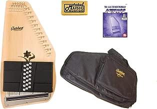 Oscar Schmidt 21 Chord Autoharp, Appalachian, Ideal Bluegrass, OS45C