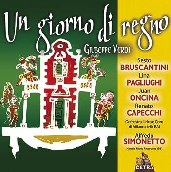 Cetra Verdi Collection: Un giorno di regno (Il finto Stanislao)