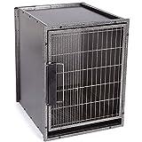 ProSelect Medium Modular Kennel Cage, Graphite