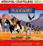 Yakari - Hörspiel Staffelbox - Staffel 1.2, Folge 27 bis 52 als mp3-CD - Die Original-Hörspiele...