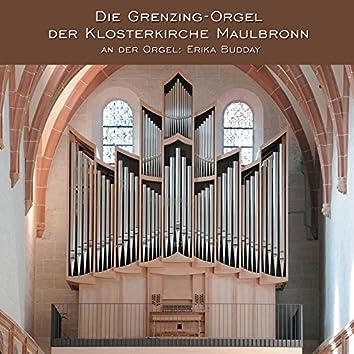 Die Grenzing-Orgel der Klosterkirche Maulbronn