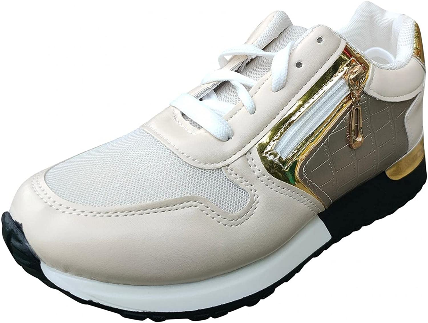 ZHANSANFM Fashion Fashionable Women's Casual Breathable Slip-on Shoes Ranking integrated 1st place Wedges