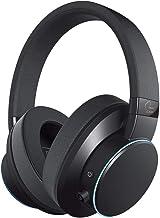Creative SXFI AIR Bluetooth and USB Headphones with Super X-Fi Audio Holography Technology, 50mm Drivers, microSD Card Rea...