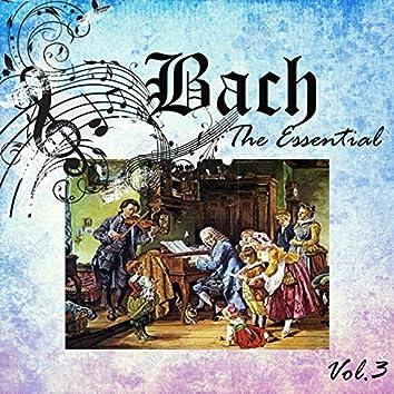Bach - The Essential, Vol. 3