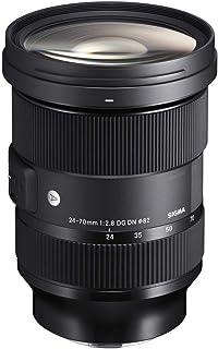 Sigma 24-70mm f/2.8 DG DN Art Lens for Sony E Mount Cameras