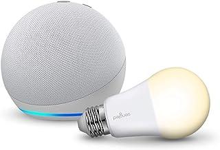 Echo Dot (4th Generation) with Sengled Bulb (White)