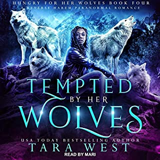 Tempted by Her Wolves cover art