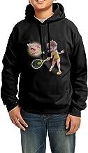 Princess Daisy Mario Tennis Ultra Smash Cotton Cool Long Sleeve Drawstring Pullover Hoodsweatshirts For Teenages
