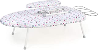 ZQCM Planche à Repasser, Planche à Repasser Portable, Table à Repasser Pliable à la Maison Table à Manger Multifonction do...