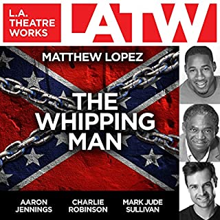The Whipping Man audiobook cover art
