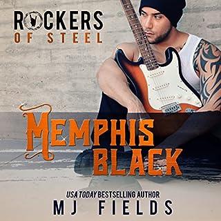 Memphis Black audiobook cover art