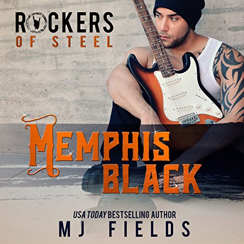 Memphis Black audiobook cover art