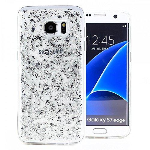 COOVY Funda para Samsung Galaxy S7 Edge SM-G935F SM-G935 Carcasa Trasera, Muy...