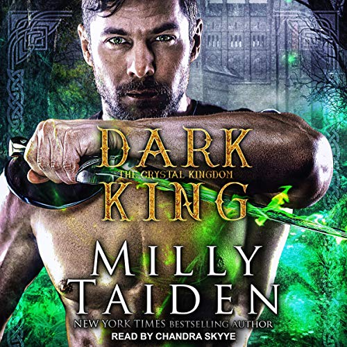 Dark King Audiobook By Milly Taiden cover art