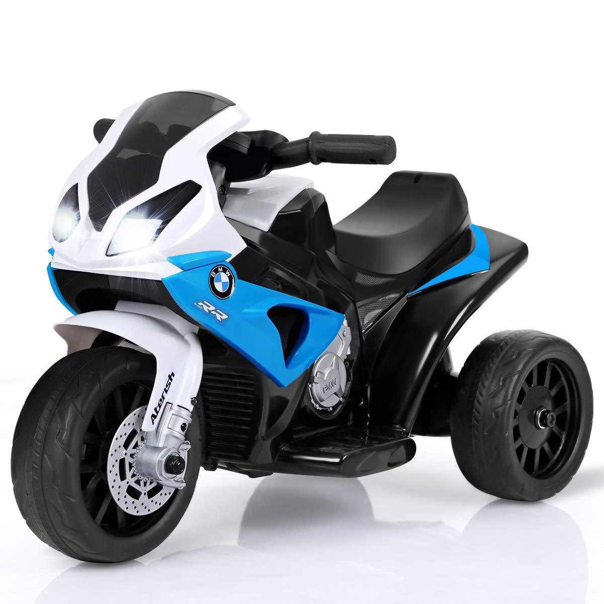 Costzon Motorcycle Children Electric Headlights