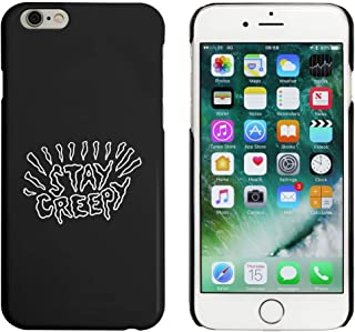 Black 'Stay Creepy Text' Case for iPhone 6 & 6s (MC00007101)