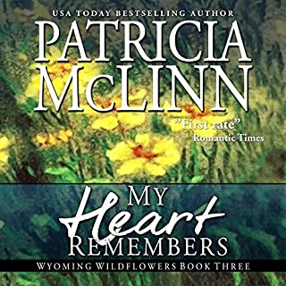 My Heart Remembers audiobook cover art