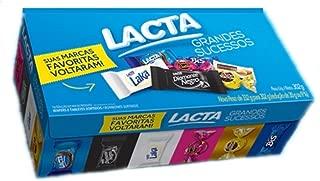 Lacta Assorted Bonbons | Caixa de Bombons Variados Grandes Sucessos 302g