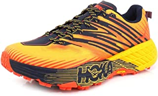 HOKA ONE ONE Mens Speedgoat 4 Textile Synthetic Trainers