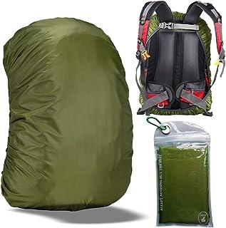 Evotopf Waterproof Backpack Rain Cover with Adjustable Anti Slip Buckle Strap &..