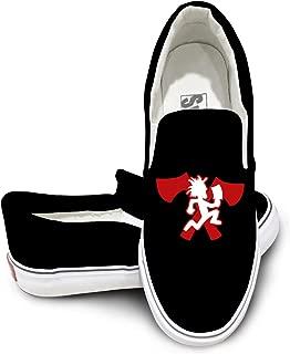 Weiheiwec 9 Ogbcom Hatchetman Icp Logo Unisex Low-Top Casual Canvas Fashion Sneaker